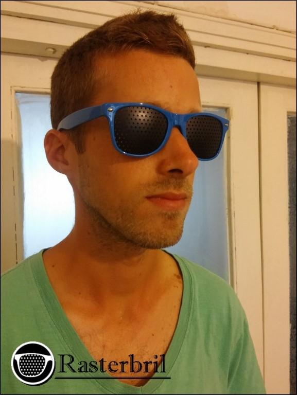Rasterbril