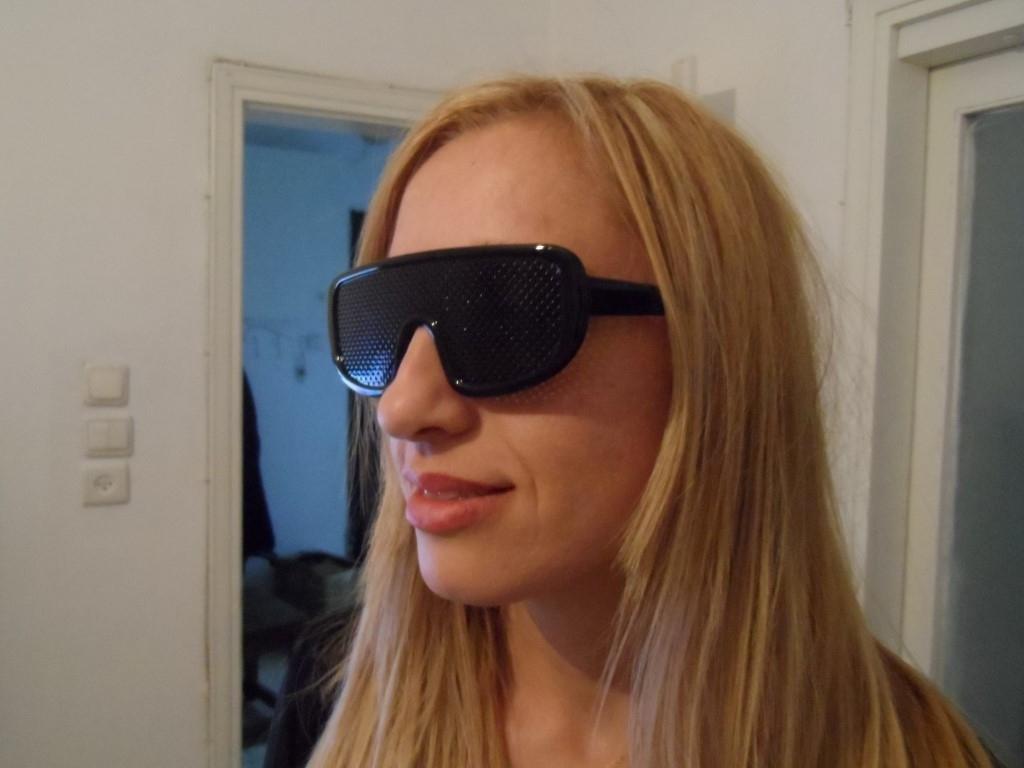 hip gaatjesbril